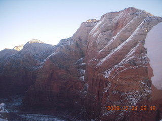 23 72q. Zion National Park - Angels Landing hike