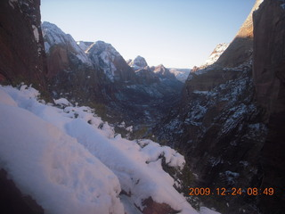 24 72q. Zion National Park - Angels Landing hike