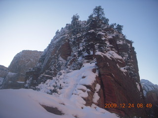 25 72q. Zion National Park - Angels Landing hike