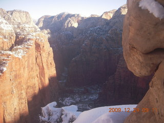 28 72q. Zion National Park - Angels Landing hike