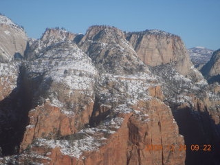 33 72q. Zion National Park - Angels Landing hike
