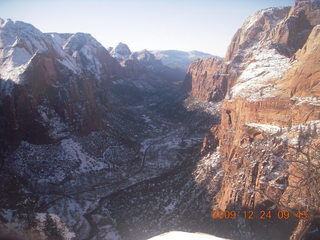 42 72q. Zion National Park - Angels Landing hike