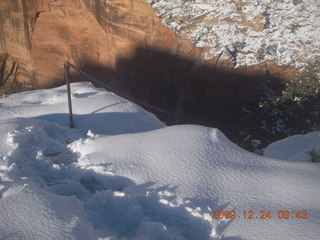 46 72q. Zion National Park - Angels Landing hike