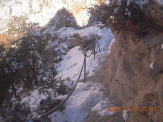 48 72q. Zion National Park - Angels Landing hike