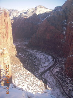 53 72q. Zion National Park - Angels Landing hike
