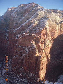 54 72q. Zion National Park - Angels Landing hike