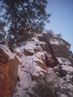 56 72q. Zion National Park - Angels Landing hike