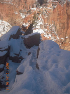 58 72q. Zion National Park - Angels Landing hike