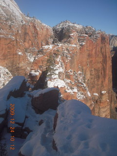 59 72q. Zion National Park - Angels Landing hike