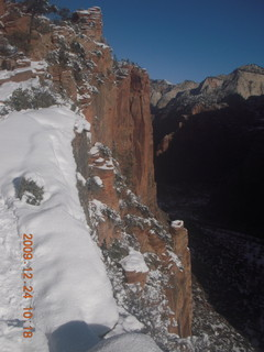 62 72q. Zion National Park - Angels Landing hike
