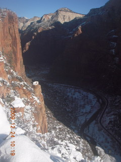64 72q. Zion National Park - Angels Landing hike