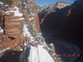 70 72q. Zion National Park - Angels Landing hike