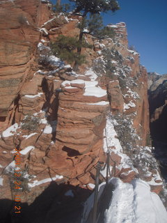 71 72q. Zion National Park - Angels Landing hike
