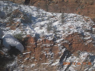 76 72q. Zion National Park - Angels Landing hike