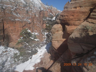 77 72q. Zion National Park - Angels Landing hike