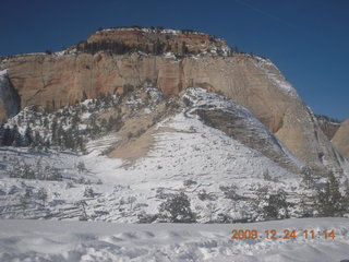 97 72q. Zion National Park - west rim hike