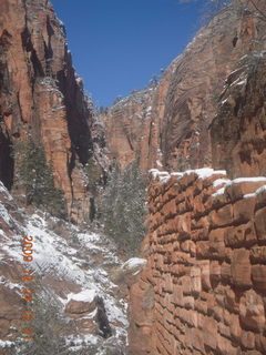 122 72q. Zion National Park - down from Angels Landing