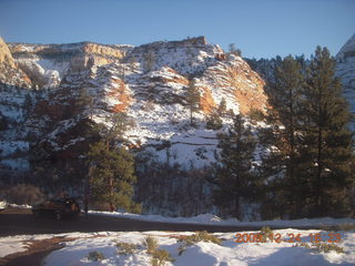 157 72q. Zion National Park - drive